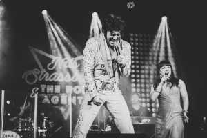 Elvis is back... am 22.02.2019 in der Kongresshalle in Böblingen.